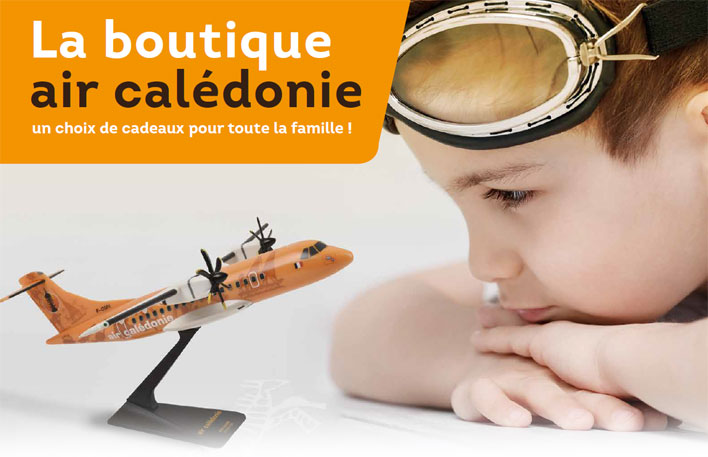 boutique air caledonie